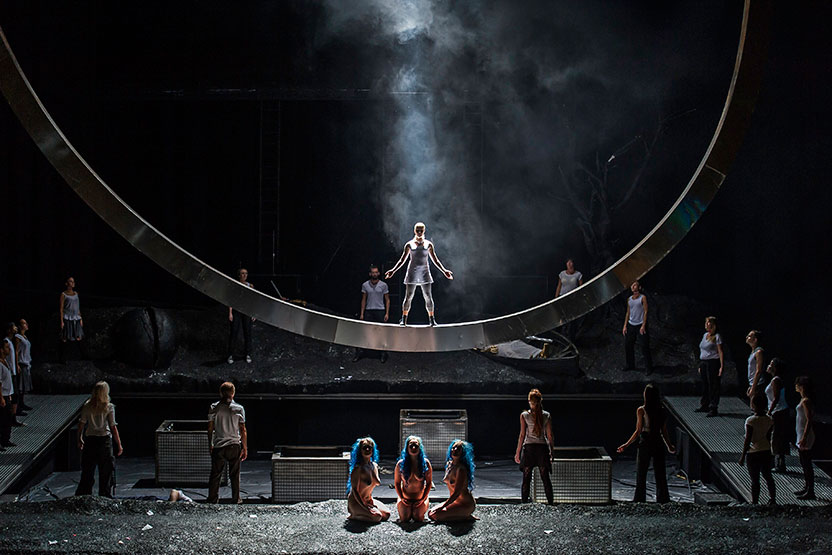 Siegfried Opera From Ring Cycle