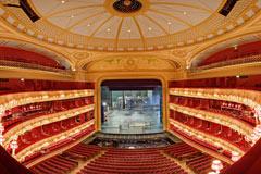 London Covent Garden Restaurants Opera