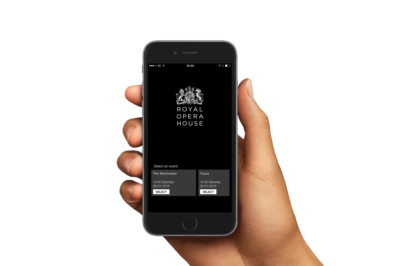 Royal Opera House Bars App