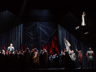 Otello, The Royal Opera © 2017 ROH. Photograph by Catherine Ashmore
