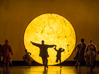 David McVicar's enchanting production returns ©2017 ROH. Photographed by Tristram Kenton