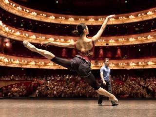 Ballet dancer ©2015 ROH. Photograph by Andrej Uspenski