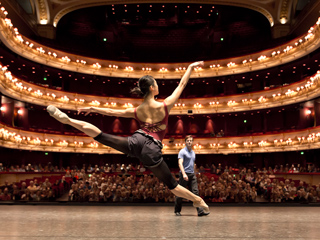 Promotional image for Insights: The Royal Ballet in Class