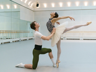 Promotional image for Insights: What Makes a Royal Ballet Dancer?
