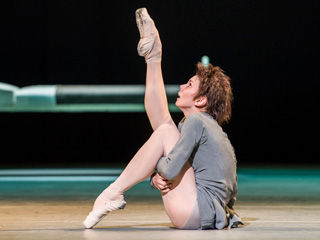 Natalia Osipova as Anna Anderson in Anastasia, The Royal Ballet © 2016 ROH. Photograph by Tristram Kenton