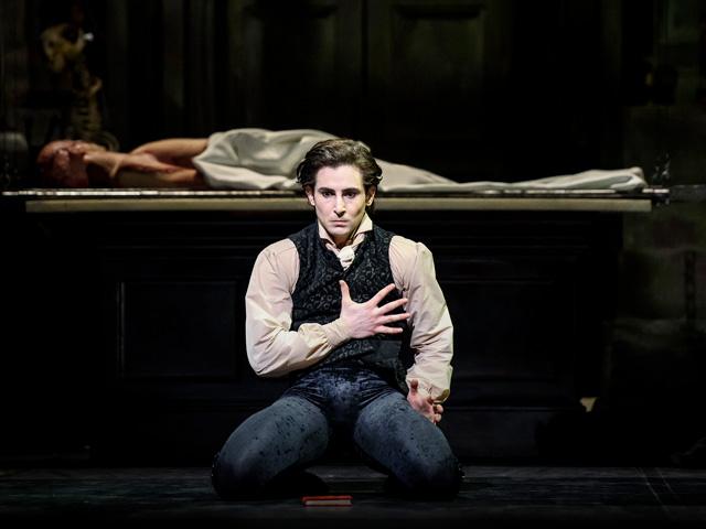 Promotional image for Frankenstein