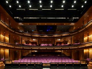 The Linbury Theatre ©Hufton+Crow