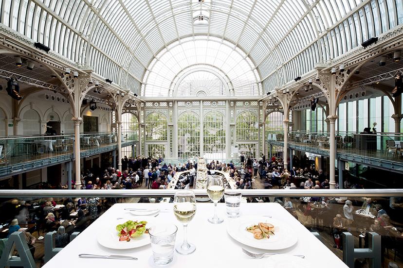Restaurants and Bars — Royal Opera House